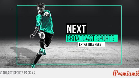 Thumbnail for Broadcast Sports Pack