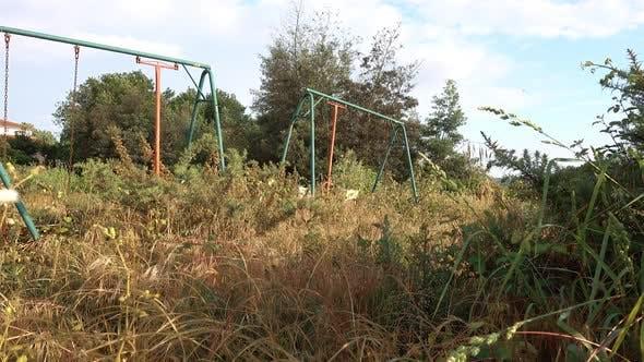 Thumbnail for Leerer Park verlassen