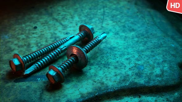 Thumbnail for Rusty Nuts And Bolts 0330