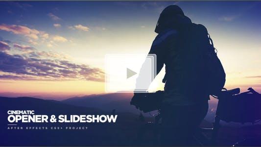 Thumbnail for Cinematic Opener & Slideshow