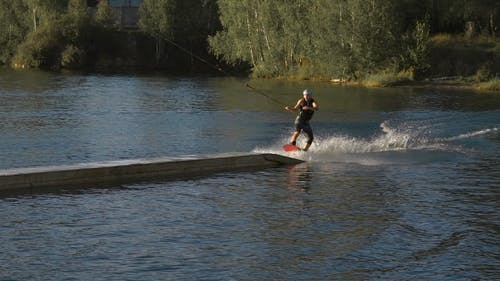 Extreme Water Sports Are Gaining Popularity Around The World.
