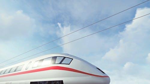 High Speed ICE Train - Daytime