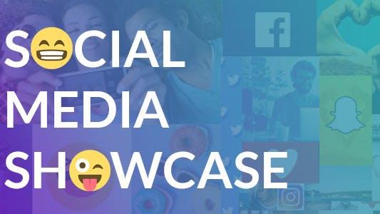 Social Media Showcase