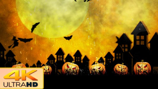 Cover Image for Halloween Vintage Backgrounds 2