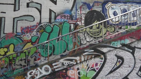 Thumbnail for Youth Culture, Street Art District