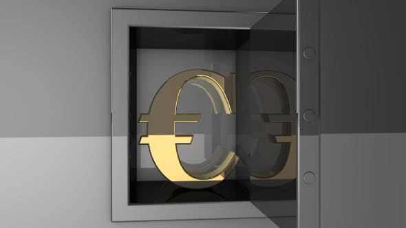 Thumbnail for Cloud Vault With Golden Euro
