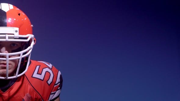Thumbnail for American Football Player