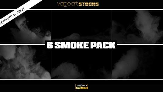 Thumbnail for 6 Organic Smoke Pack