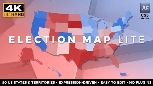 Thumbnail for Election Map LITE