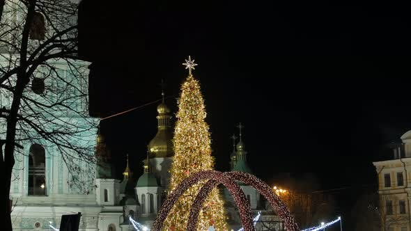 Illumination Christmas Tree