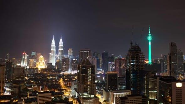 Thumbnail for Of Night Kuala Lumpur, Malaysia