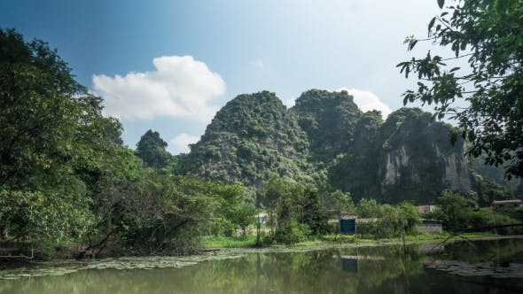 Thumbnail for Of Scenic View Of River In Vietnam