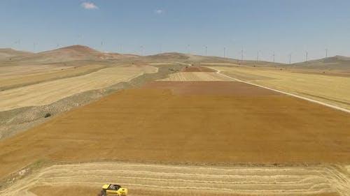Agricultural harvest