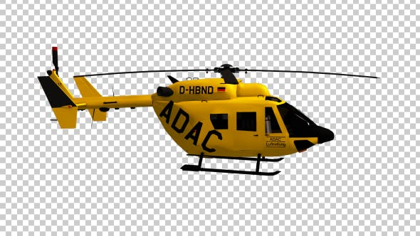 Thumbnail for ADAC Rescue Helicopter