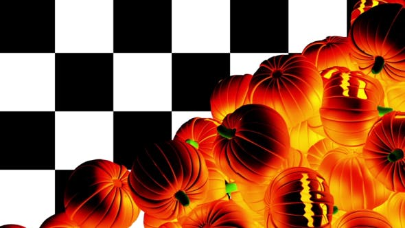 Thumbnail for Halloween Kürbisse Übergang