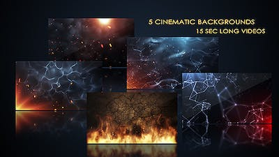 Cinematic Backgrounds