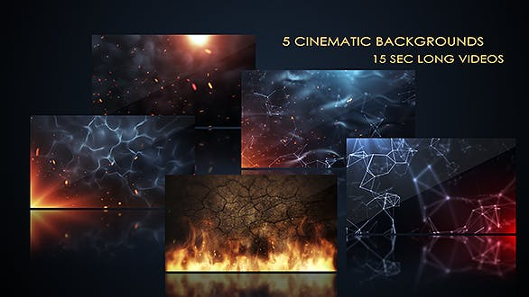 Thumbnail for Cinematic Backgrounds