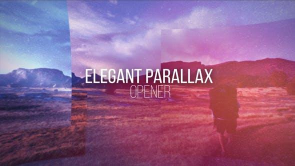 Thumbnail for Elegante abridor de paralaje.