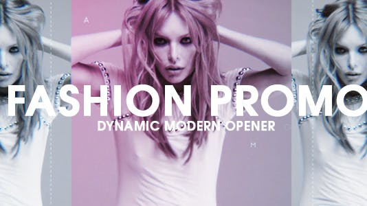Fashion Promo - Dynamic Opener