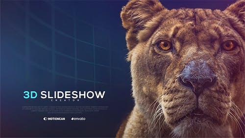3D Slideshow Creator