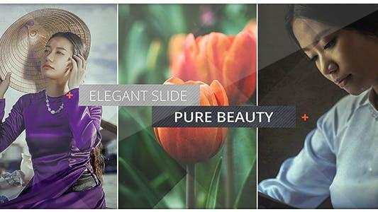 Thumbnail for Elegant Photo Slide