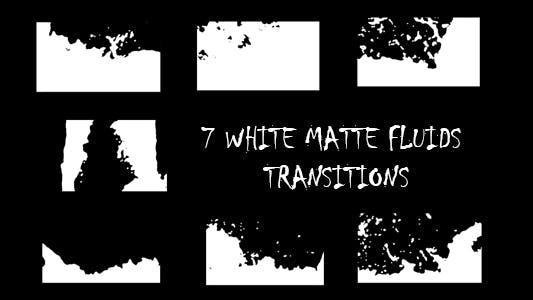 Thumbnail for White Matte Fluids Transitions