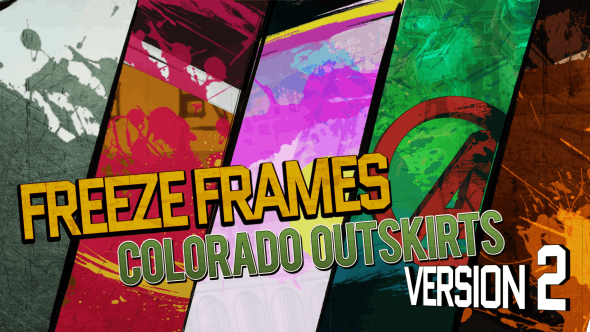 Thumbnail for Freeze Frames: Colorado Outskirts V2