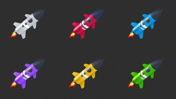 Thumbnail for Space Rocket