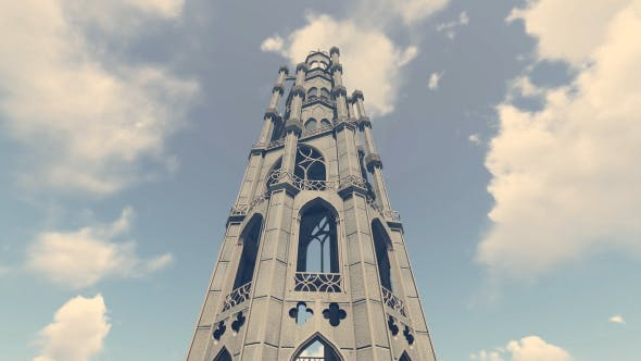 Thumbnail for Gothic Architecture Tower