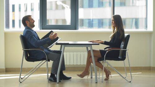 The Employer Asks Ridiculous Questions To a Woman At The Interview