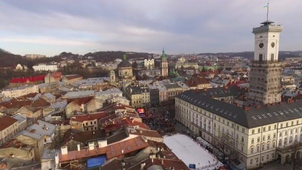 Thumbnail for Old City Lviv, Ukraine