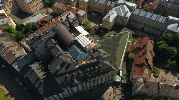 Thumbnail for City Lviv, Ukraine. European City