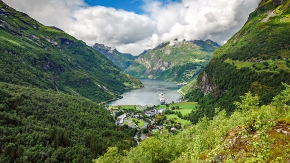 Thumbnail for Geiranger Fjord, Norway