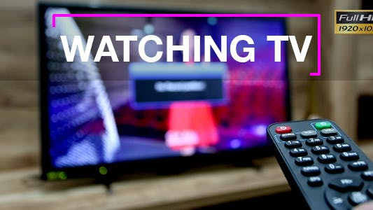 Thumbnail for Watching TV