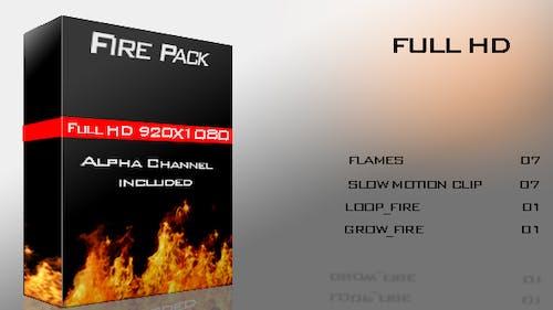 Paquet de feu