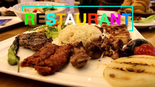 Cover Image for Delicious Restaurant Tasty Dish