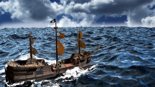 Thumbnail for Piratenschiff