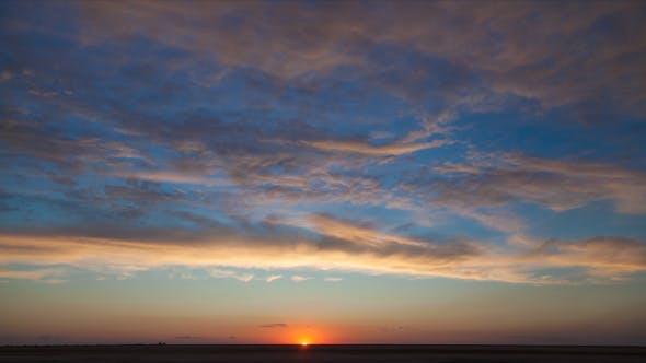 Thumbnail for Sunset on the Plains