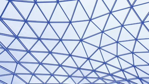 Thumbnail for Glass Roof Of a Modern Building