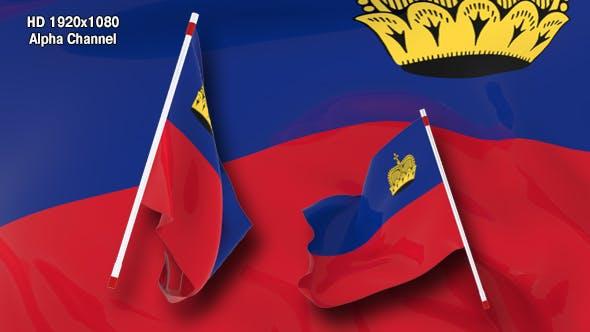Thumbnail for Flag Transition - Liechtenstein