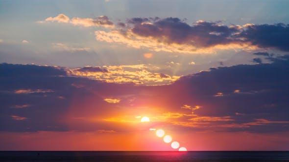 Thumbnail for Sunset Over the Horizon