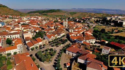 Village of Vila Flor