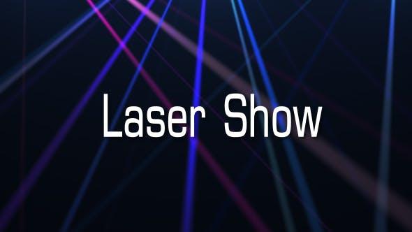 Thumbnail for Laser Bühne Show