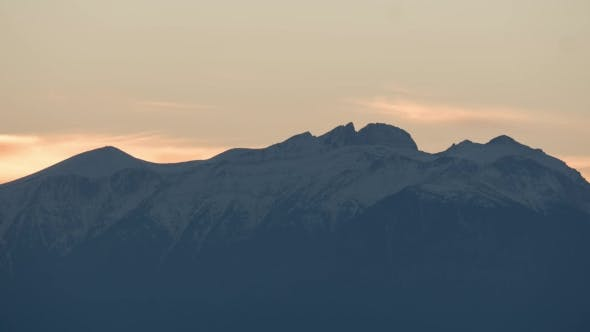 Thumbnail for Of Clouds Sailing Over Mount Olympus