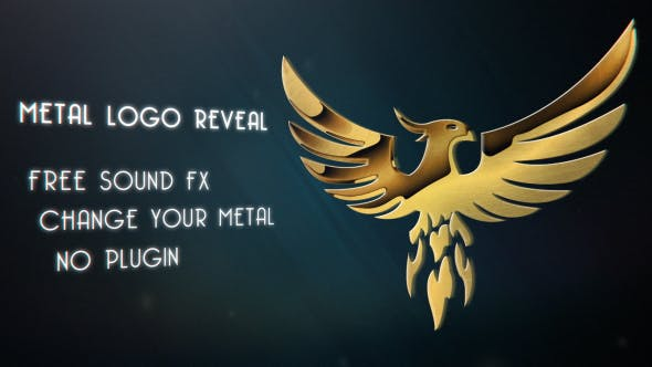 Thumbnail for Metal Logo Reveal