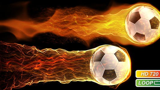Thumbnail for Soccer fireball