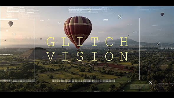 Cover Image for Glitch Vision Slideshow