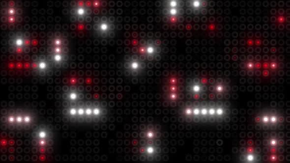 4 K Flashing Led Lights Loop Pack
