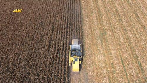 Aerial Harvester