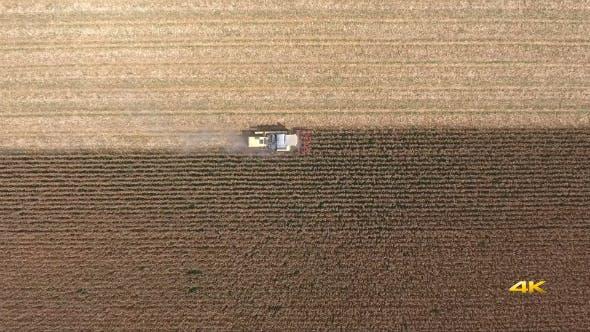 Overhead Harvester